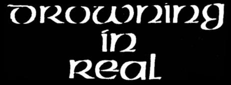 Drowning in Real - Logo