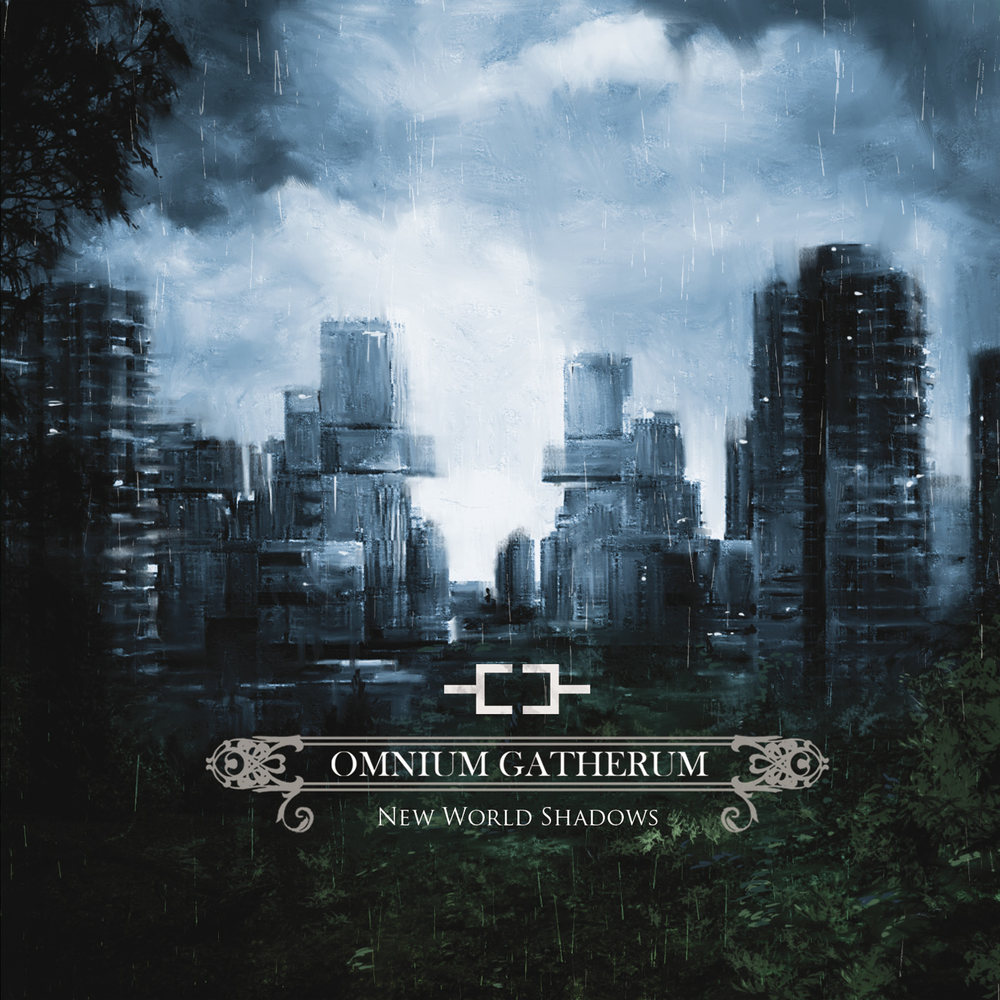 Cover of Omnium Gatherum - New World Shadows