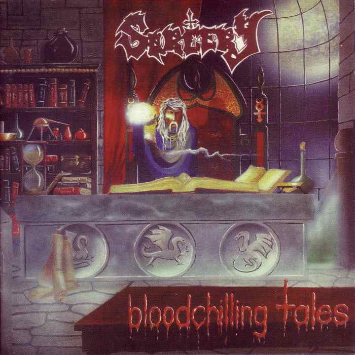 <br />Sorcery - Bloodchilling Tales