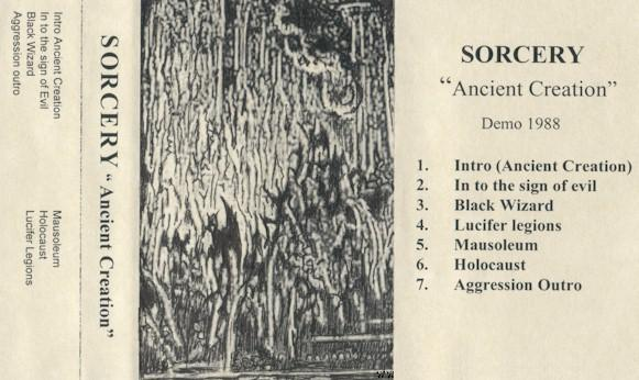 Sorcery - Ancient Creation