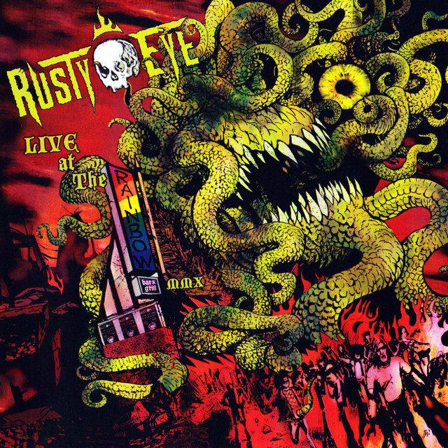 Rusty Eye - Live at The Rainbow MMX