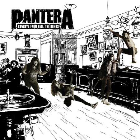 Pantera - Cowboys from Hell: The Demos