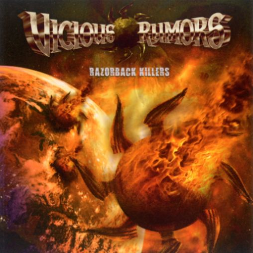 Vicious Rumors - Razorback Killers