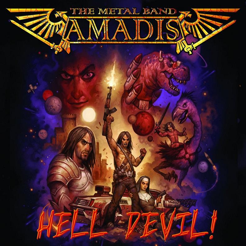 Amadis - Hell Devil!