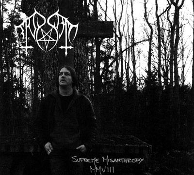 Blodsrit - Supreme Misanthropy MMVIII