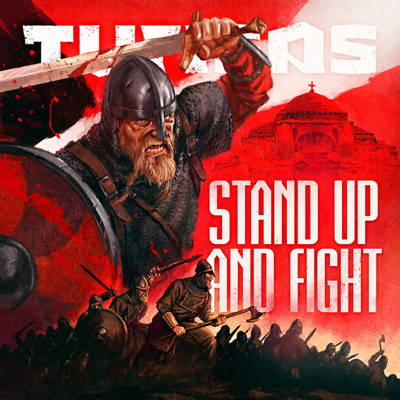 Cover of Turisas - Stand Up And Fight