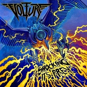 Volture - Shocking Its Prey