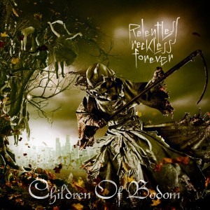 Cover of Children Of Bodom - Relentless Reckless Forever