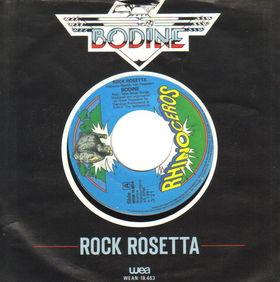 Bodine - Rock Rosetta