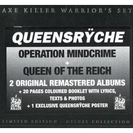 Queensrÿche - Axe Killer Collection