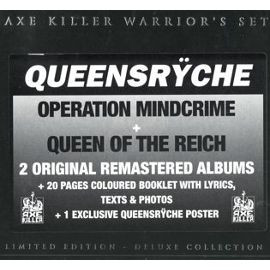 Queensrÿche - Axe Killer Collection