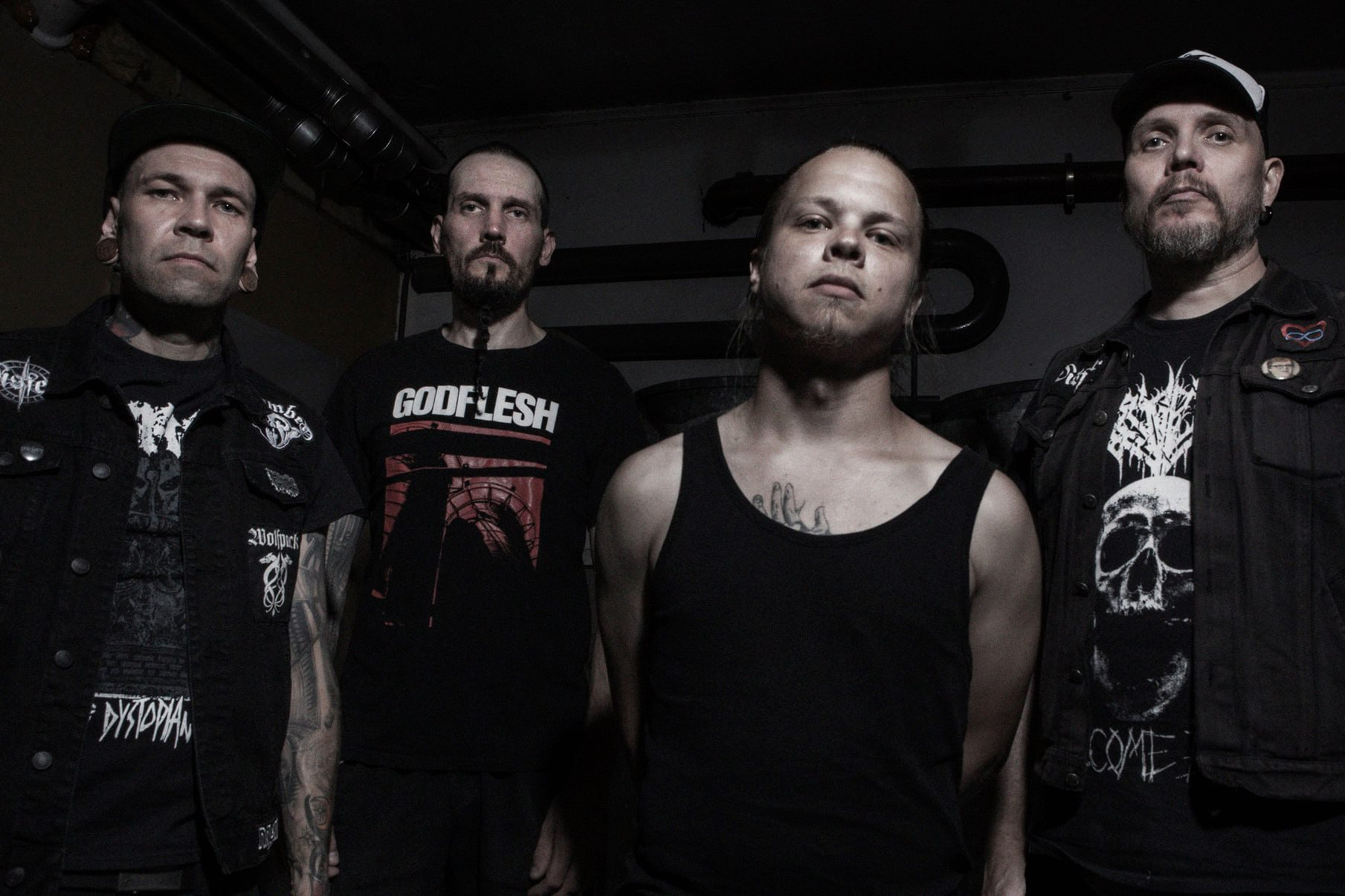 Rotten Sound - Photo