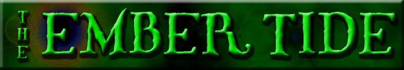 The Ember Tide - Logo