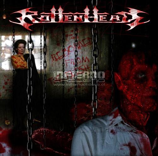 Rotten Head - Reborned from the Flesh