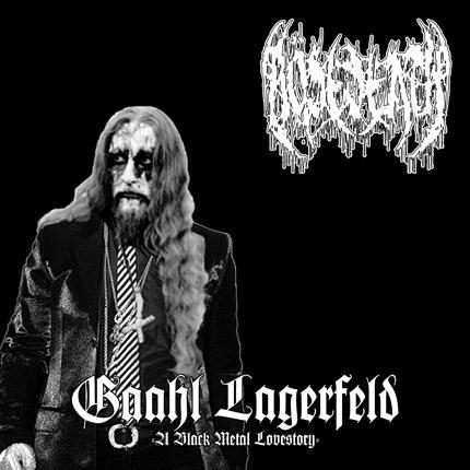 Bösedeath - Gaahl Lagerfeld - A Black Metal Lovestory