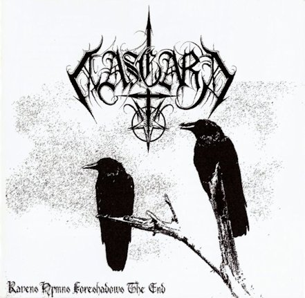 Aasgard - Ravens Hymns Foreshadows the End