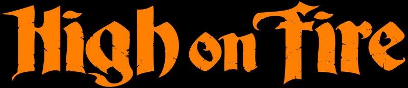 High on Fire - Logo