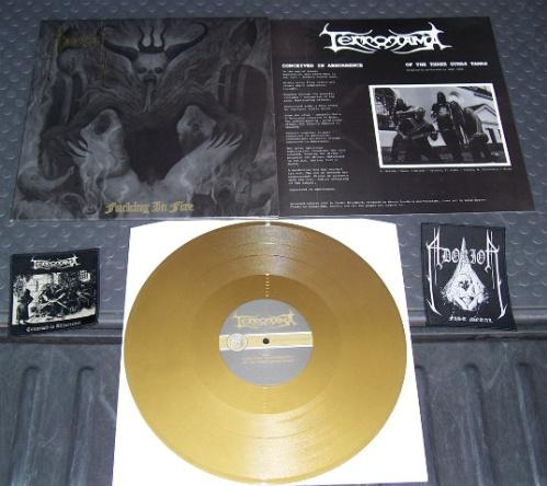 Adorior / Terrorama - Fucking in Fire / Conceived in Abhorrence
