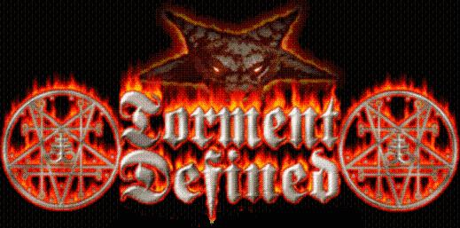 Torment Defined - Logo