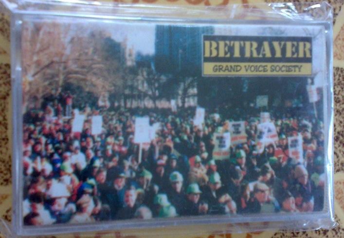 Betrayer - Grand Voice Society