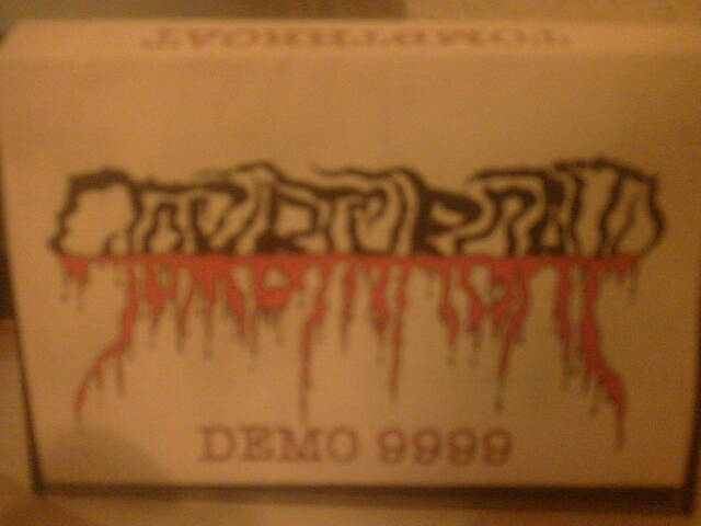 Tombthroat - Demo 9999