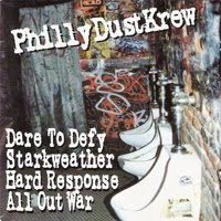 All Out War / Starkweather - Philly Dust Krew
