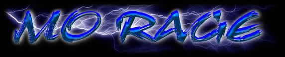 Mo Rage - Logo
