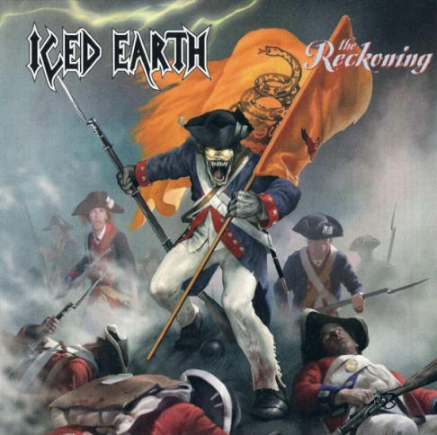 Iced Earth - The Reckoning