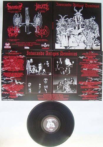 Mausoleum / Hecate / Unholy Flames / Ayperos - Invocando Antigos Demônios