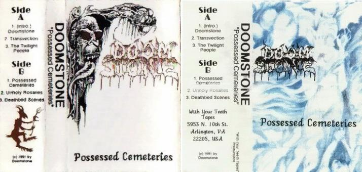 Doomstone - Possessed Cemeteries