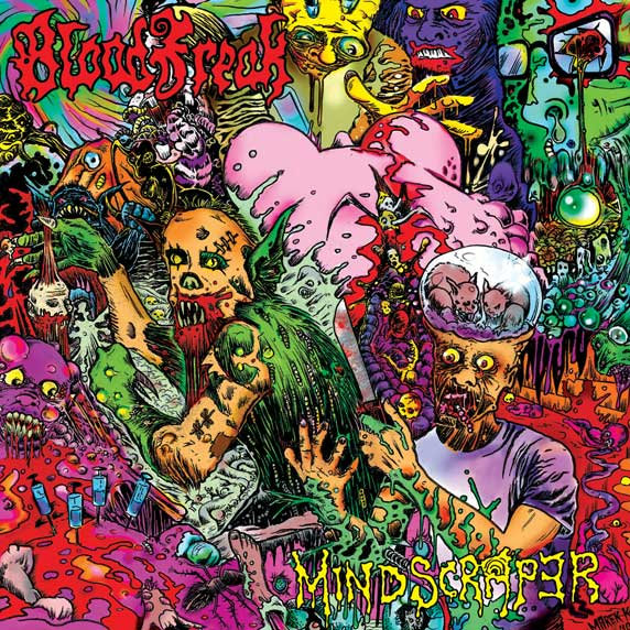 Blood Freak - Mindscraper