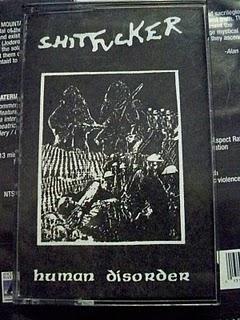 Shitfucker - Human Disorder
