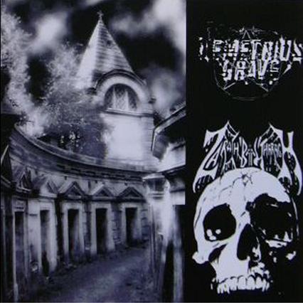 Zarach 'Baal' Tharagh / Demetrius Grave - Zarach 'Baal' Tharagh / Demetrius Grave