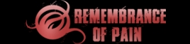 Remembrance of Pain - Logo