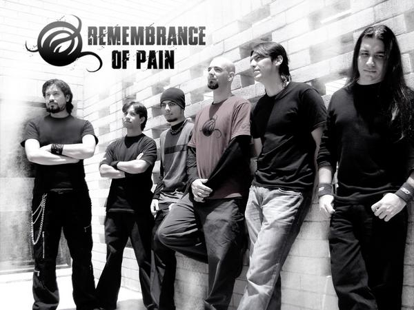 Remembrance of Pain - Photo