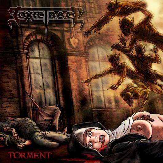 Toxic Trace - Torment