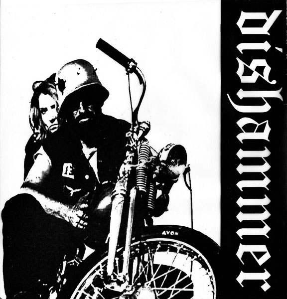 Dishammer - Behind Black Doors