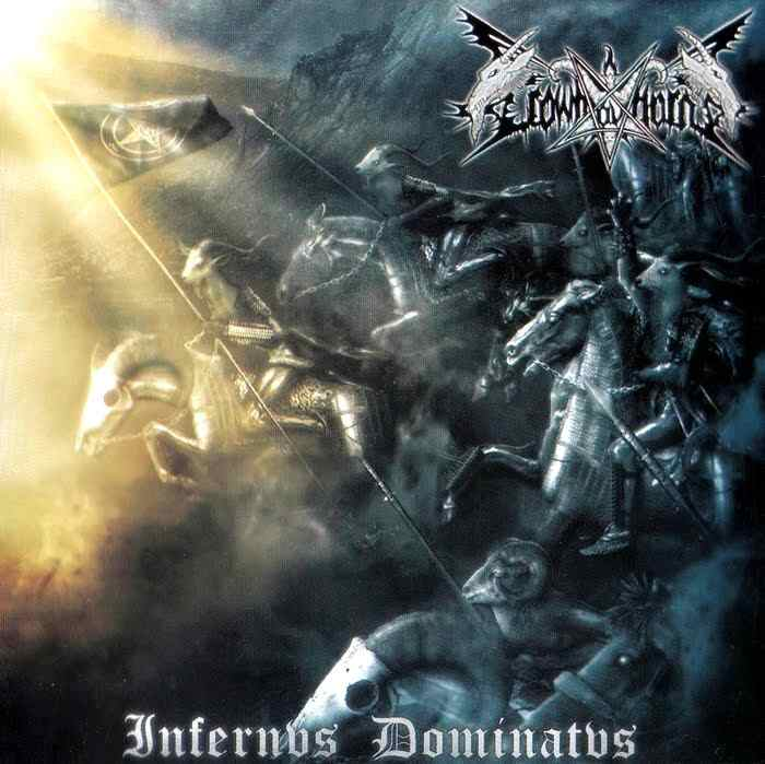 Crown ov Horns - Infernvs Dominatvs