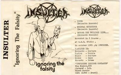 Insulter - Ignoring the Falsity