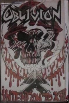 Oblivion - Intention to Kill
