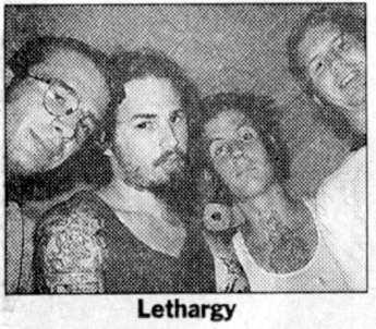Lethargy - Photo