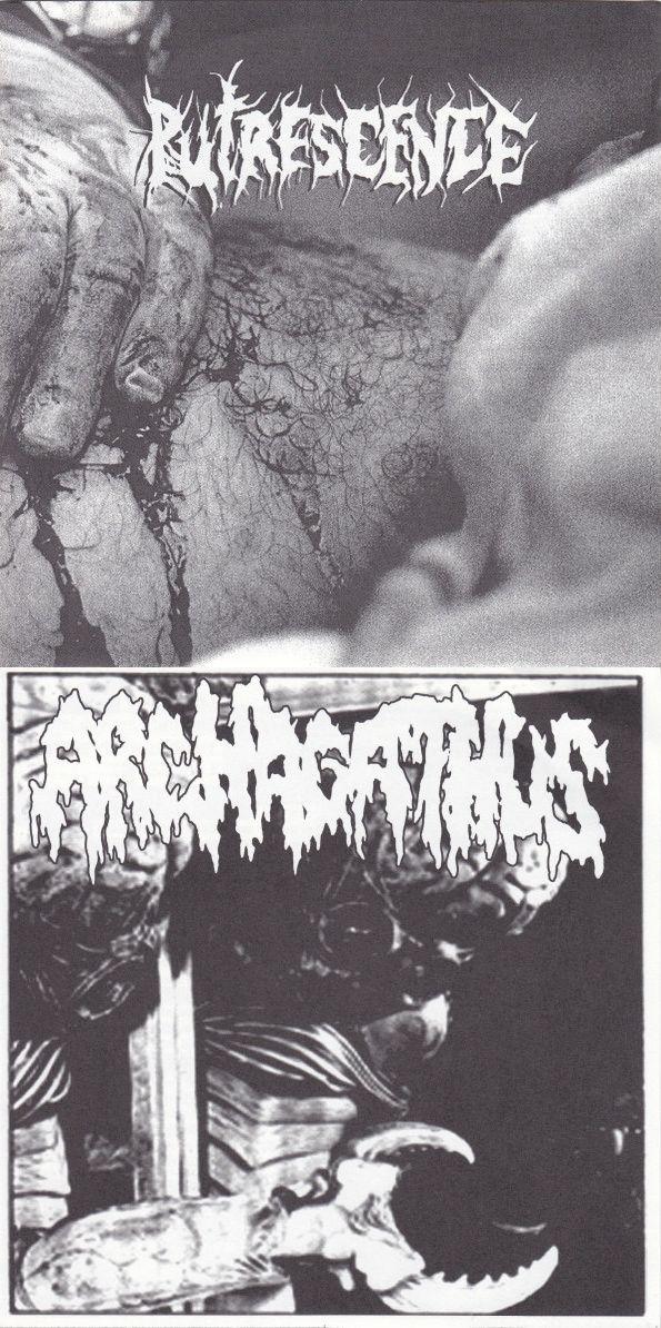 Putrescence - Putrescence / Archagathus