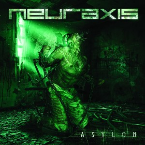 Cover of Neuraxis - Asylon