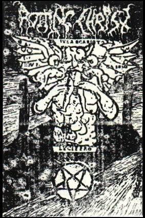 Rotting Christ - Satanas Tedeum