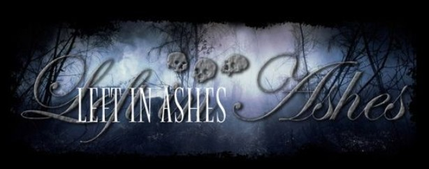 Left in Ashes - Logo