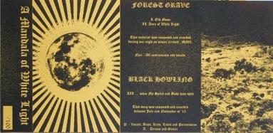 Black Howling / Forest Grave - A Mandala of White Light