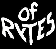 Of Rytes - Logo