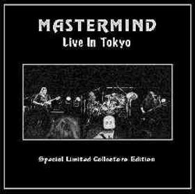 Mastermind - Live in Tokyo