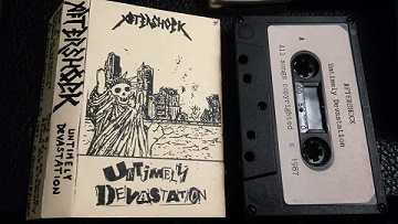 Aftershock - Untimely Devastation