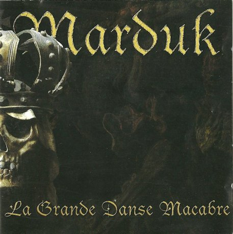 La Grande Danse Macabre cover (Click to see larger picture)